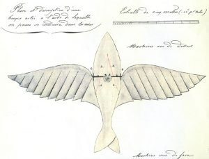 Brevet Jean Le Bris 1857