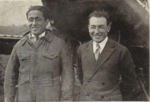 Costes et Le Brix en 1928